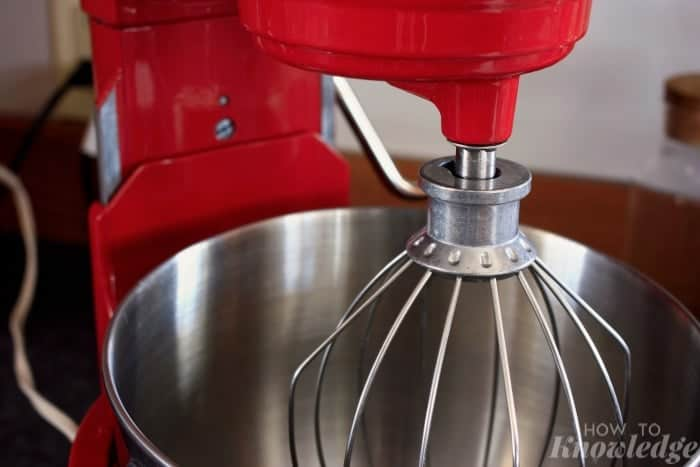 How to Use Your Kitchen Aid Mixer2